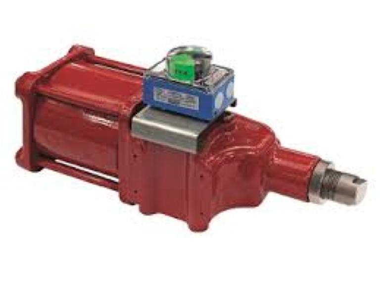 Electric Pneumatic Actuator
